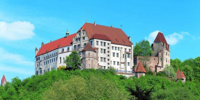 Bayern - Natur, Kunst und herrliche Aussichten