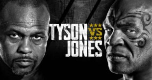 Mike Tyson gegen Roy Jones Jr. - der Showkampf