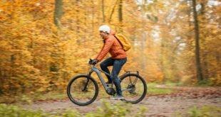 Mit dem E-Bike durch Herbst und Winter