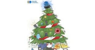 Polizei bittet Kinder um Weihnachtsbilder