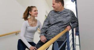 Senioren-Pflegeeinrichtungen - Menschen helfen
