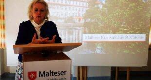 Silvia von Schweden zertifiziert Krankenhaus