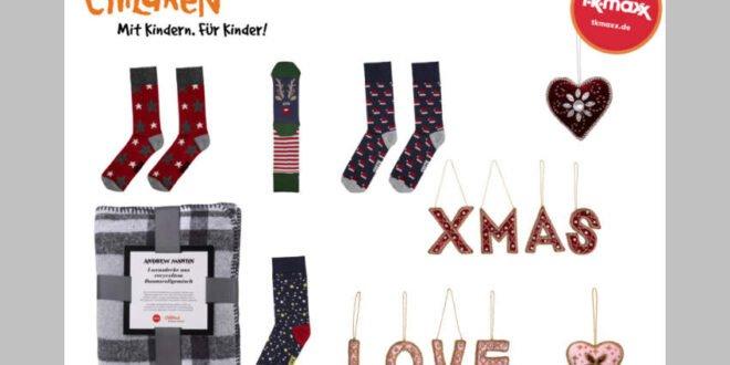 TK Maxx - Gutes tun mit einem Einkauf