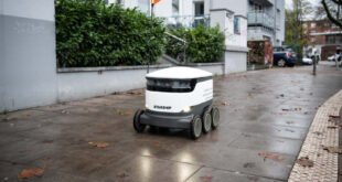 Corona-Tests per Lieferroboter an die Haustür