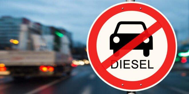 Diesel Fahrzeuge endgültig vor dem Aus