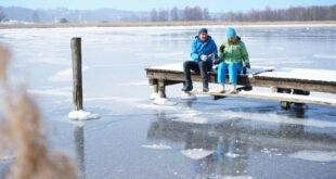 Winterzauber rund um das Bayerische Meer