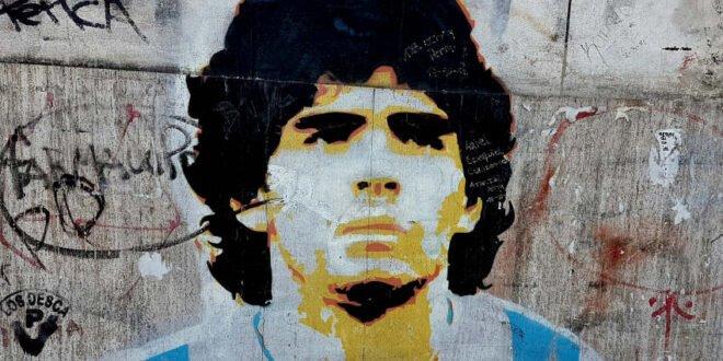 Argentinien präsentiert die Maradona-Tour