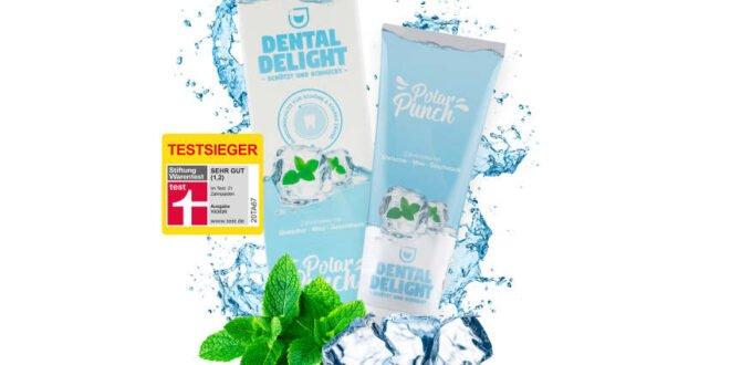 Dental Delight - Testsieger bei Stiftung Warentest