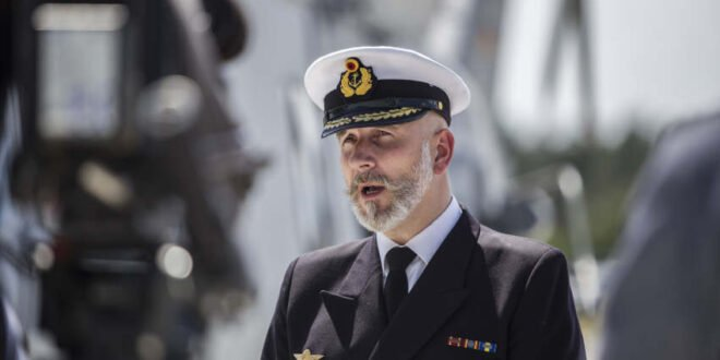 Kommandowechsel bei Marine-Hubschrauberflotte