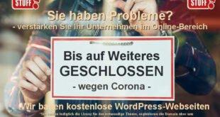 Webhold Medien baut kostenlose Webseiten