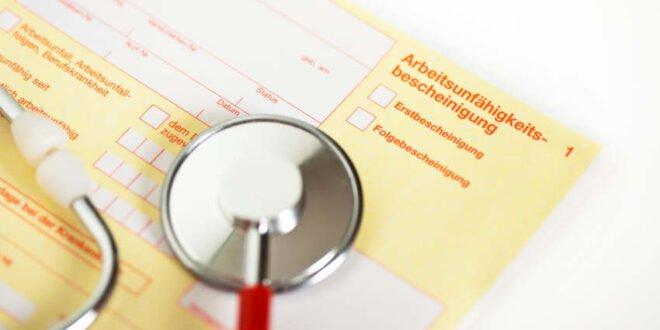 Sachsen-Anhalt - Bundesweit höchster Krankenstand