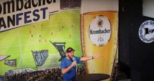 Partnerschaft - Arminia Bielefeld und Krombacher