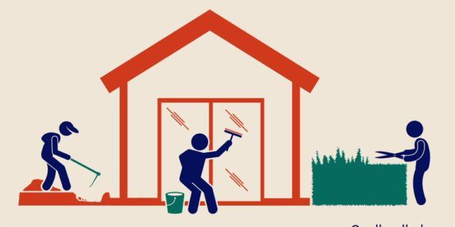 Garten-Grundstück-Haushalt-Steuern sparen