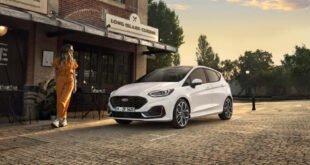 Ford Fiesta - Kleinwagen bereit für die Zukunft