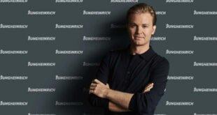 Nico Rosberg - Markenbotschafter für Jungheinrich