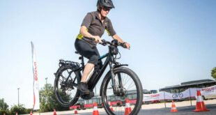 Pedelec-Unfälle | ADAC hat Bosch System getestet